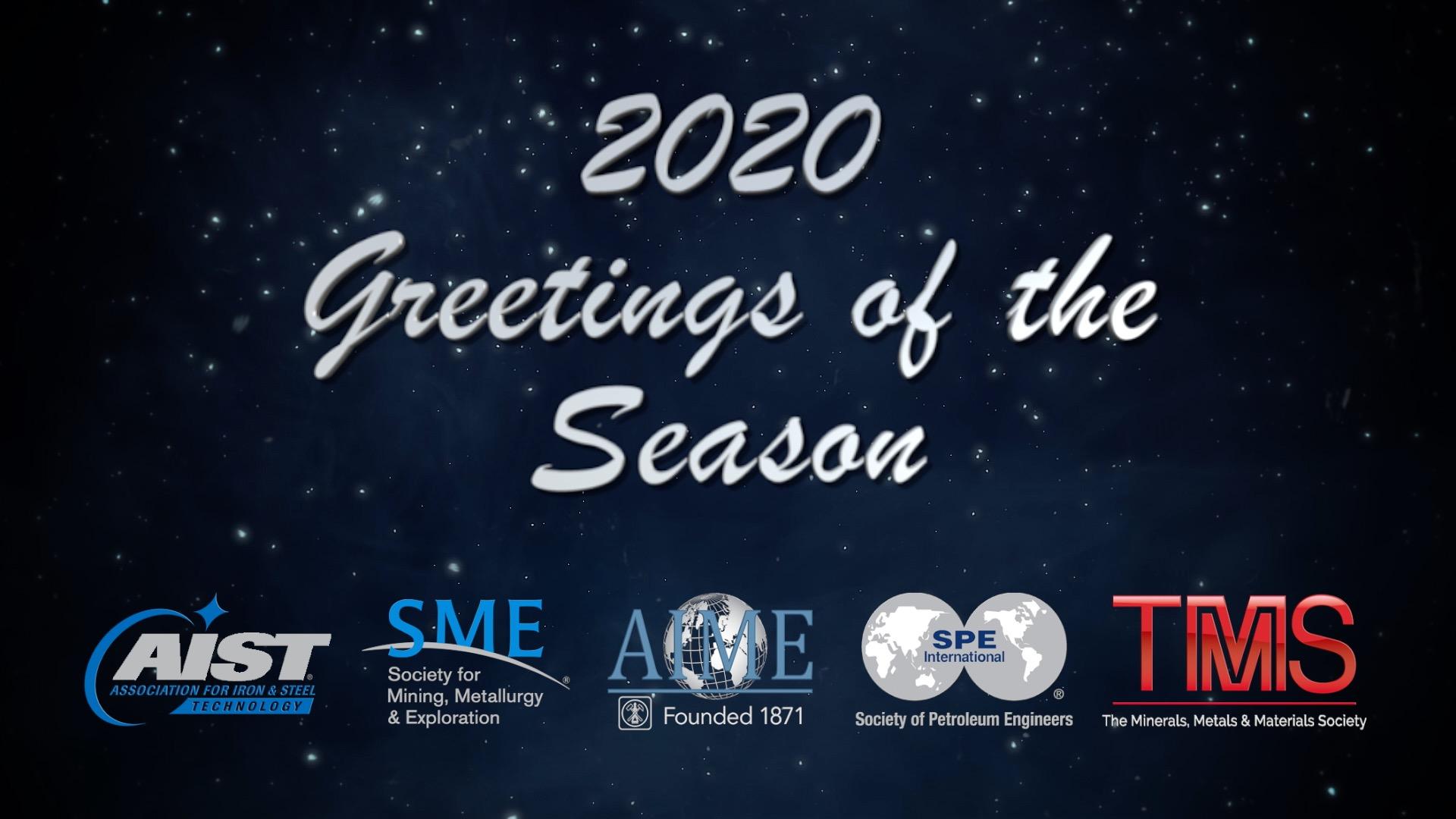 2020 Holiday Greeting