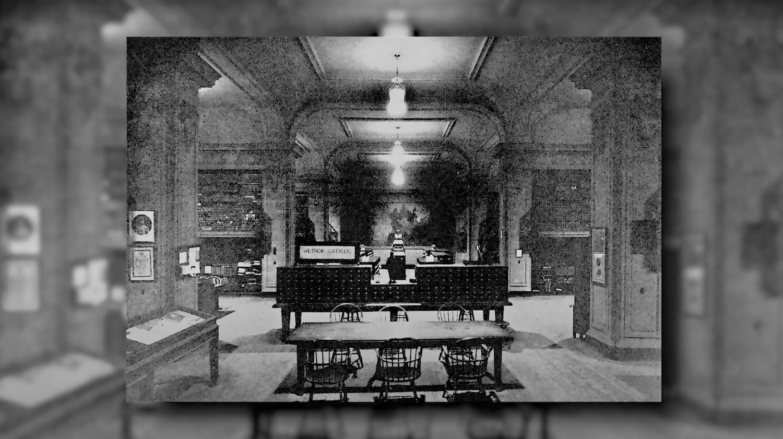 AIME Library Photo