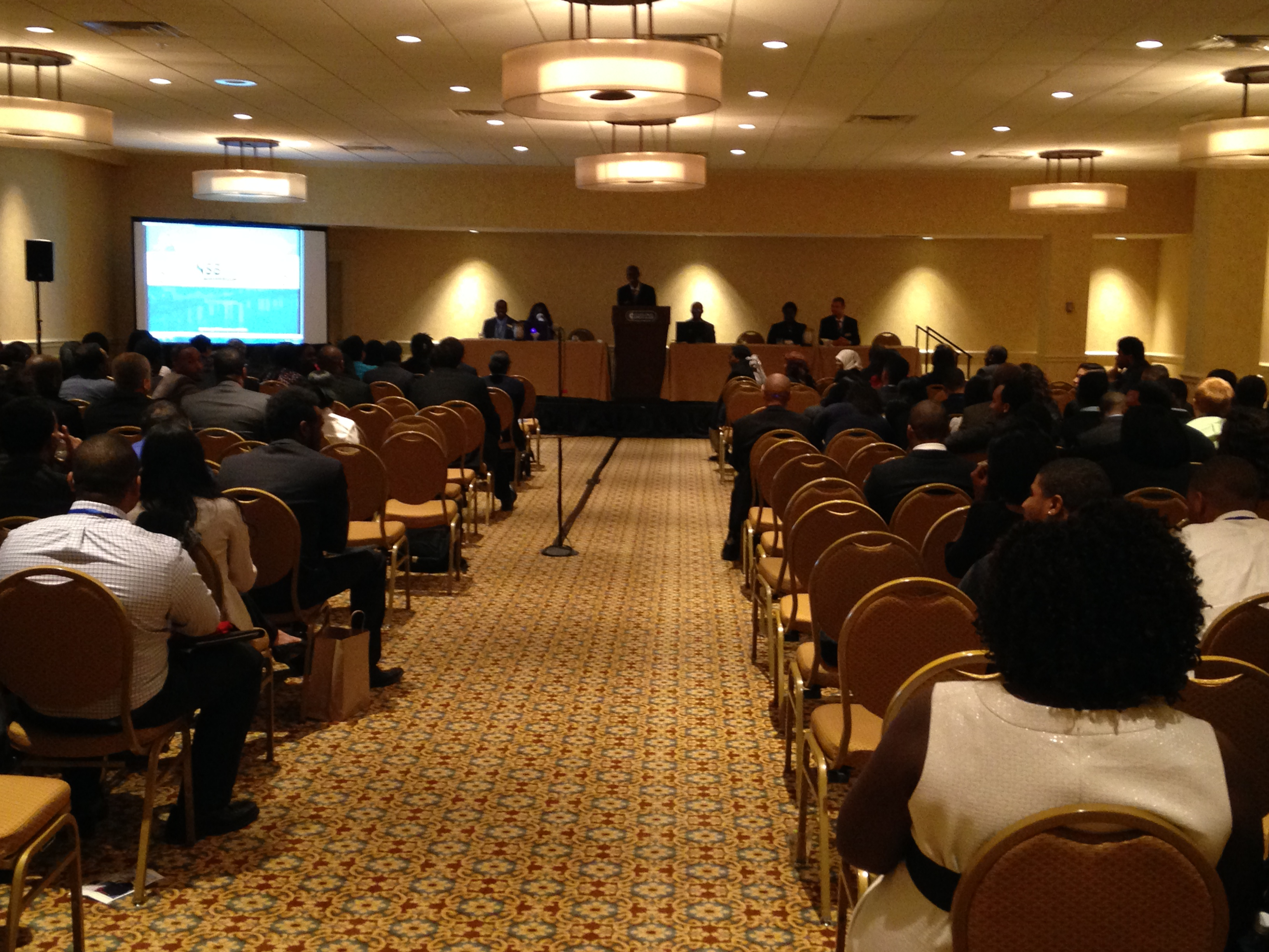 2014 Outreach at NSBE 40th Annual Conference - Nashville, TN
